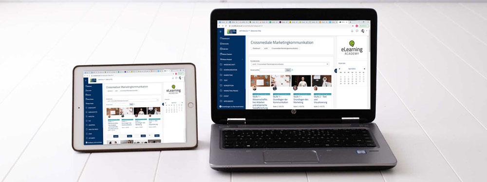 Online-Campus der eLearning Academy